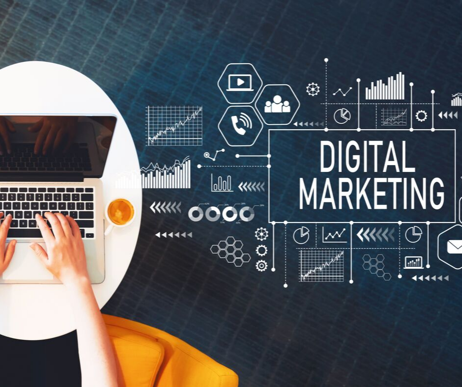 Marketing Tips To Take Into 2020 Blog Graphic