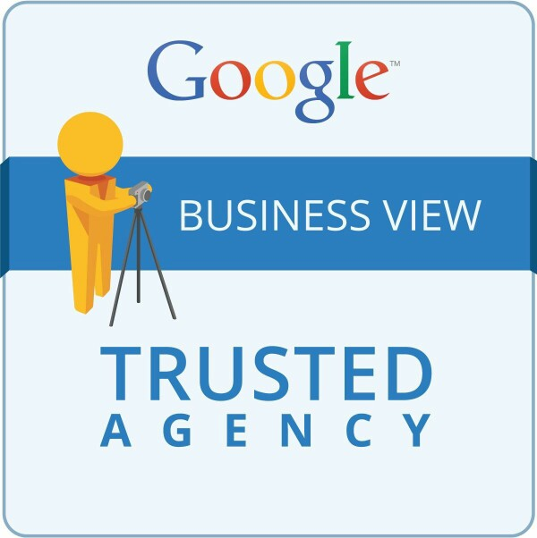 Google Street View Trusted Agency Badge